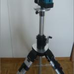 laser sk102z Makita + Tripode